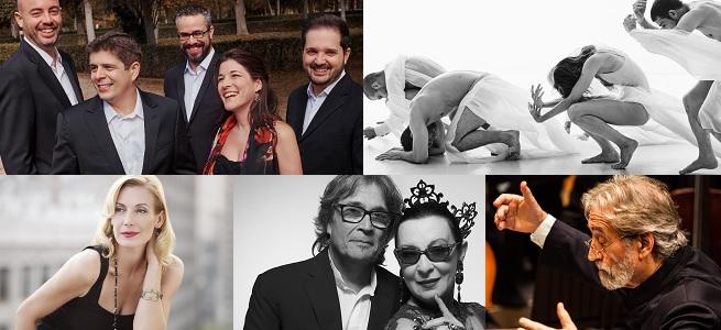 festivales  El 70 Festival de Granada vivirá en el Sueño de una noche de verano