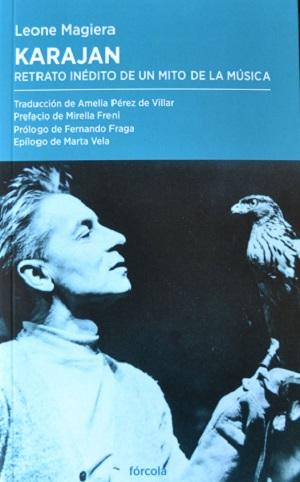 libros  Karajan, Retrato inédito de un mito de la música