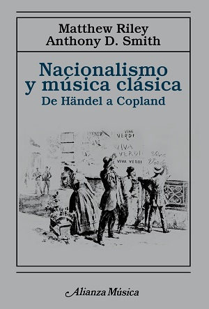 libros  Nacionalismo y música