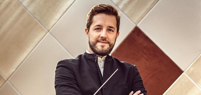 clasica  Jaume Santonja debuta con la OCNE en un nuevo concierto de Descubre...conozcamos los nombres