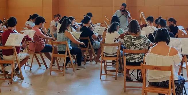 cursos de verano 2021  VI Curso Hagamos Música en Soria 2021