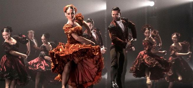 espanola  El Ballet Nacional de España lleva la escuela bolera a Zaragoza y Pamplona dentro del programa 'Invocación'