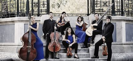 Ensemble Praeteritum. Foto: M. Novak