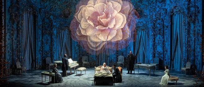 lirica  Cine Yelmo ofrece La traviata en pantalla grande
