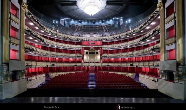 premios  El Teatro Real, galardonado como mejor teatro de ópera en los International Opera Awards