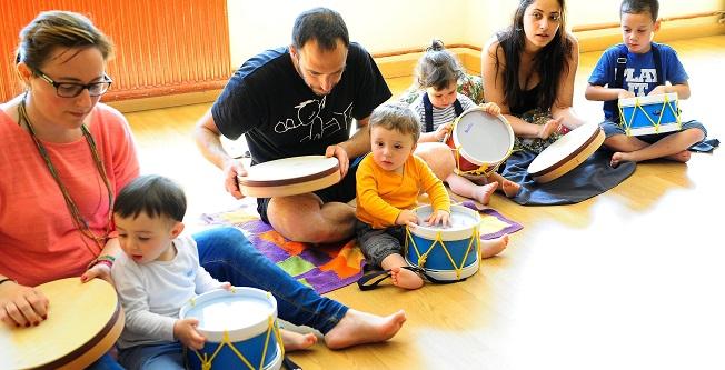 cursos  Certificación de profesor de Educación Musical Temprana según la MLT de Edwin Gordon