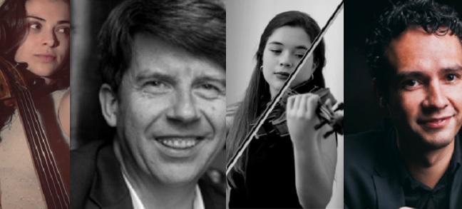festivales  La Fundación Katarina Gurska inicia su programación de Primavera Verano en el Real Sitio de San Ildefonso con #KlassicFest
