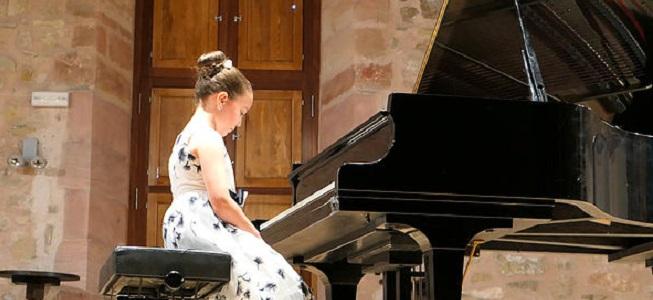 convocatorias concursos  XII Concurso Internacional de Piano Pequeños Grandes pianistas