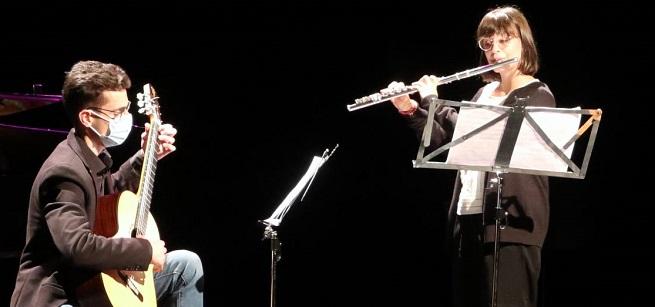 clasica  Tercer concierto del ciclo Música para el reencuentro en el Institut français