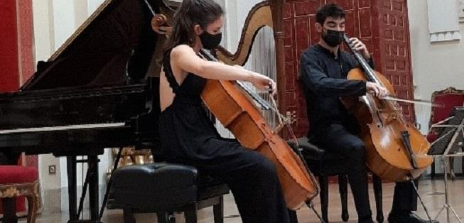 actualidad de centros  Másteres de Música del Real Conservatorio Superior de Música de Madrid