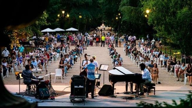 jazz  Nueva edición del Ciclo Jazz Palacio Real, conciertos en palacios reales al aire libre