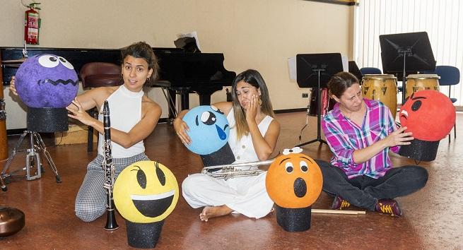 para ninos  Mute, el planeta sin color, música y emociones en los conciertos en familia de la Filarmónica de Gran Canaria y la Fundación DISA
