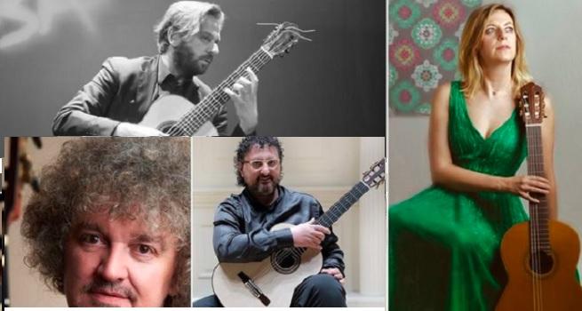 cursos  Clases magistrales y seminarios del Festival Internacional de Guitarra de Madrid