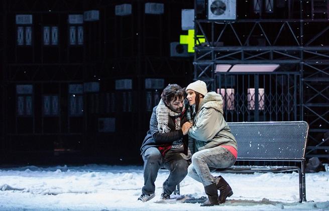 lirica  La bohème, en versión escénica de Álex Olle, llega al Liceu