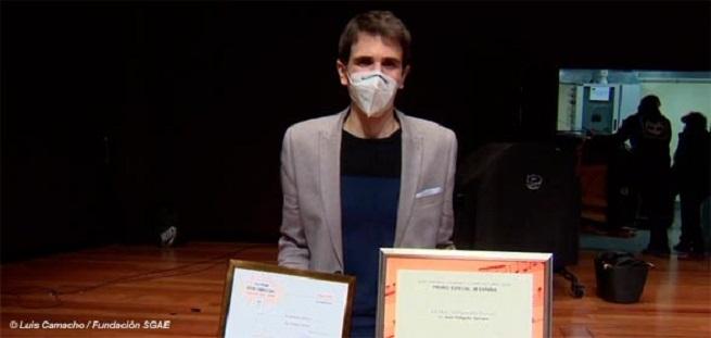 convocatorias concursos  Abierta la convocatoria del XXXII Premio Jóvenes Compositores Fundación SGAE CNDM 2021