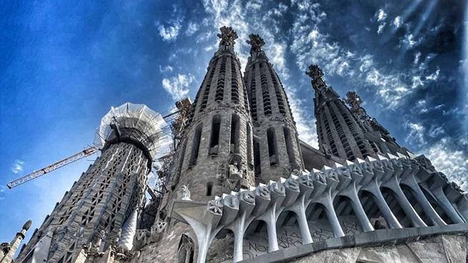 clasica  RTVE retransmitirá el concierto de la Orquesta Filarmónica de Viena desde la Sagrada Familia de Barcelona