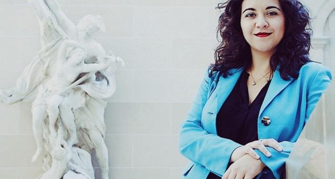 entrevistas  Adriana González debuta Mimí en el Liceu