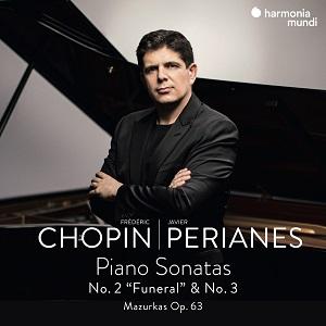 novedades  Nuevo trabajo discográfico de Javier Perianes dedicado a Chopin