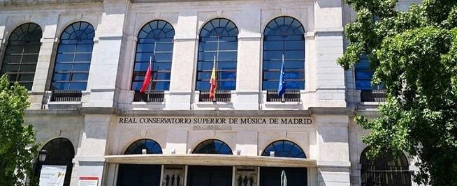 actualidad de centros  Máster de Música para intérpretes y creadores del RCSMM. Últimos días de solicitudes