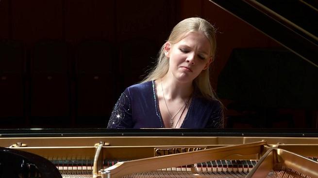 clasica  La pianista Eva Gevorgya en el Ciclo de Jóvenes Intérpretes de la Fundación Scherzo