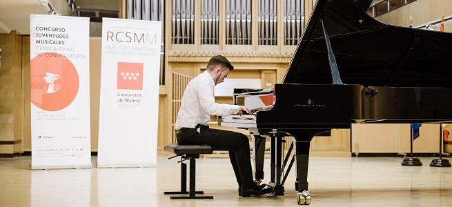 concursos  El Concurso Juventudes Musicales de España celebra las convocatorias de piano y otros instrumentos