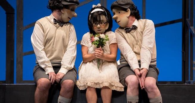 para ninos  Amour, de la compañía Marie de Jongh, regresa a Naves del Español