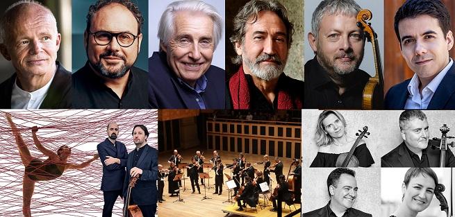 temporadas  La XLIX edición del Ciclo de Grandes Autores e Intérpretes de la Música de la UAM gira en clave de Confidencias