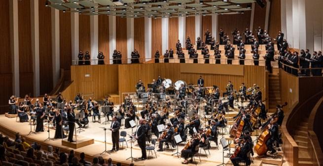 reporturia  Un Réquiem de Verdi contundente cierra la temporada en Les Arts