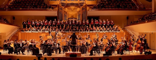 temporadas  XI Temporada de la Orquesta Metropolitana de Madrid y el Coro Talía bajo el lema Música para todos