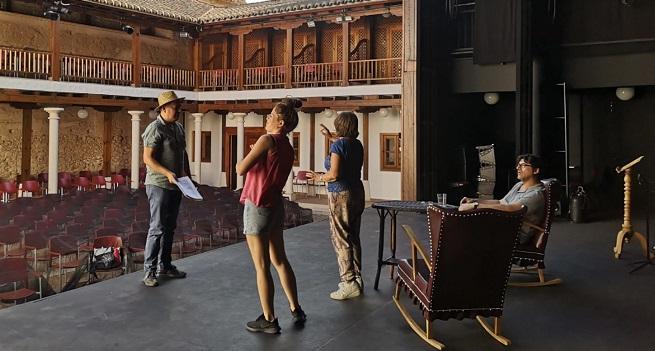 lirica  El Barbero de Sevilla, de Nieto y Giménez en Torralba de Calatrava