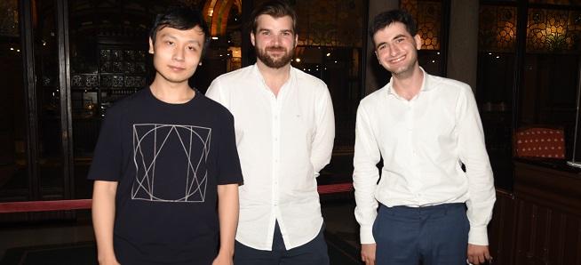 concursos  Anunciados los 3 finalistas para la Gran Final de la 66ª edición del ConcursoInternacional de Música Maria Canals