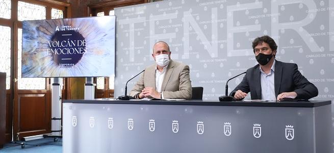 temporadas  Ópera de Tenerife apuesta en su nueva temporada por títulos clásicos y contemporáneos