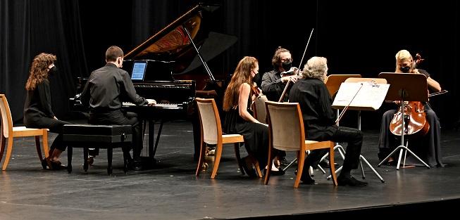 clasica  El XX Encuentro de Música y Academia de Santander rinde homenaje a Beethoven en la Sala Pereda con las sonatas para violonchelo y piano