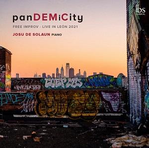 novedades  Josu de Solaun presenta 'panDEMiCity', un disco que rinde homenaje a Keith Jarret grabado en León