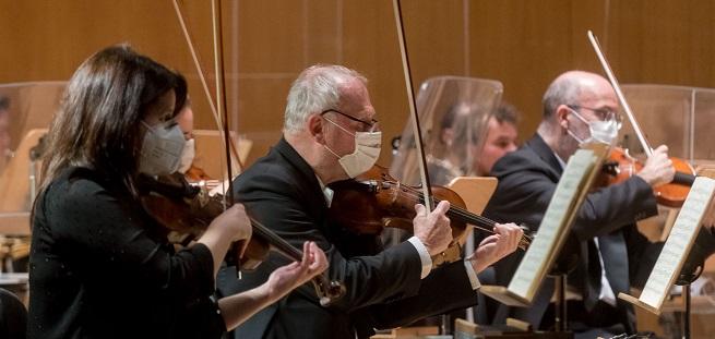 pruebas de acceso  Convocatoria de una plaza de Concertino la Orquesta Nacional de España