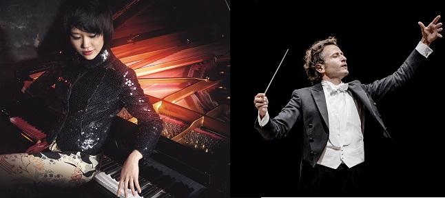 festivales  Yuja Wang y Gustavo Gimeno abren la 82 edición de la Quincena Musical de San Sebastián