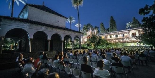 festivales  Noches en los Jardines del Real Alcázar