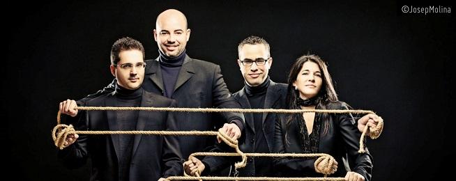 premios  Cuarteto Quiroga, premio 2021 del Festival Internacional de Música de Isla Cristina