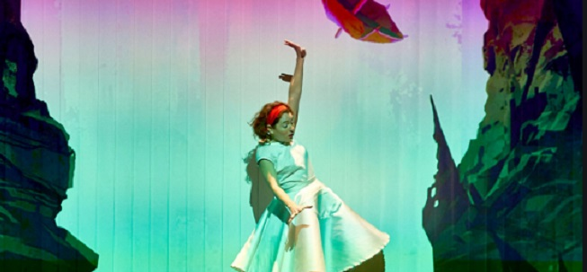 para ninos  Estrenos de comienzo de temporada teatral: Aletas, de Teloncillo en Ciudad Rodrigo 2021