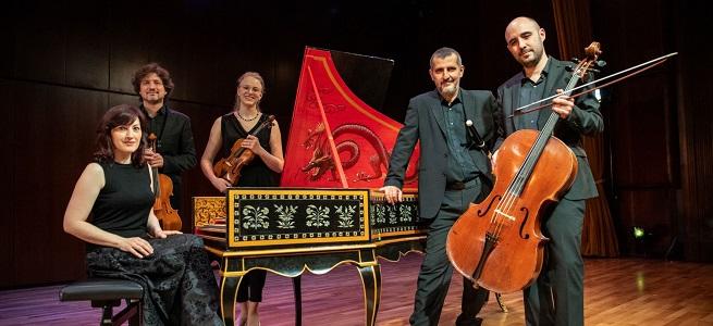 antigua  La Tempestad presenta en la Semana de Música Antigua de Logroño Batallas, danzas y otros duelos