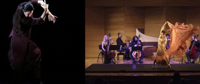festivales  El baile flamenco de María Pages y la música barroca de la Accademia del Piacere en el último fin de semana del Festival Internacional de Verano de El Escorial