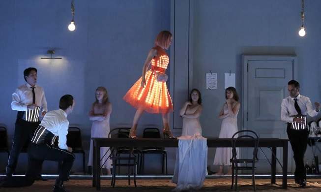 lirica  Ariadne auf Naxos inaugura la temporada del Liceu