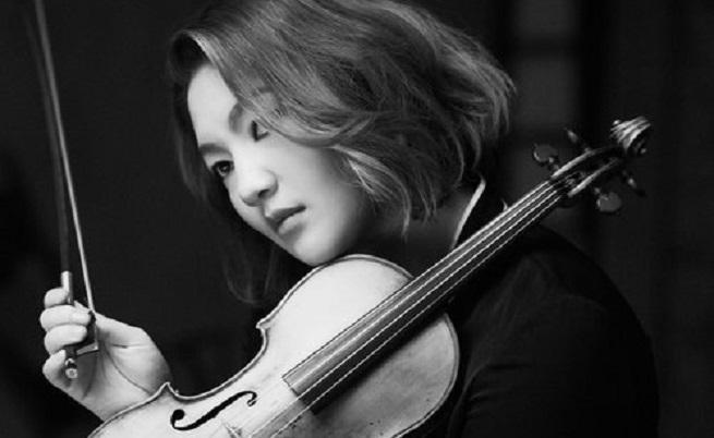 clasica  Clausura del Ciclo de Música Clásica Corea 2021 con la violinista Jinjoo Cho