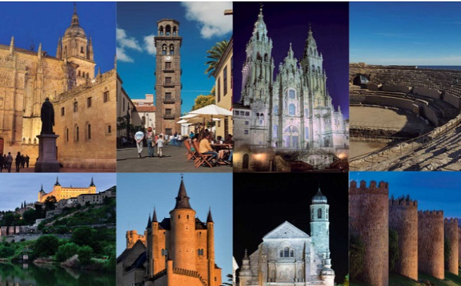 temporadas  Noche del Patrimonio 2021, un evento único en Europa