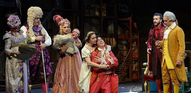 lirica  La Cenerentola abre la temporada del Teatro Real