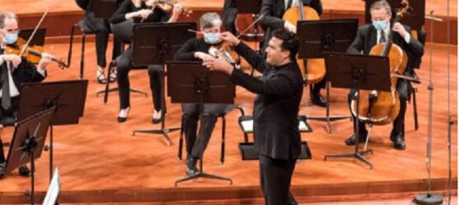 festivales  Brahms Fest con la Euskadiko Orkestra