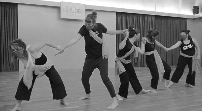 cursos  5º Posgrado en Música, Creatividad y Movimiento. El Musical y Universidad Ramon Llull