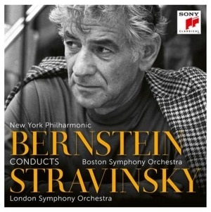 "cdsdvds  ""El relato otra vez, Sam"": Leonard Bernstein (dirige Stravinsky)"